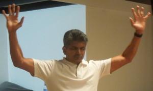 Tony Ratnam Energy Healing